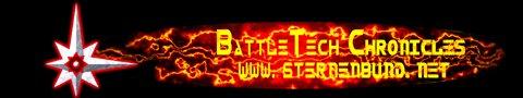 Die Seite stellt eine Datenbank mit Hintergrundwissen und vielerlei Material rund um das klassische BattleTech-Universum dar.